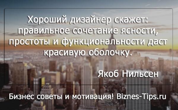 Бизнес цитатник - Якоб Нильсен
