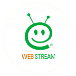 Логотип WebStream